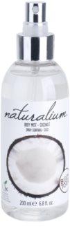 Naturalium Fruit Pleasure Coconut odświeżający spray do ciała