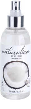 Naturalium Fruit Pleasure Coconut osvěžující tělový sprej