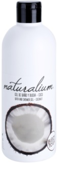 Naturalium Fruit Pleasure Coconut hranjivi gel za tuširanje