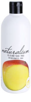 Naturalium Fruit Pleasure Mango поживний гель для душу