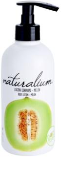 Naturalium Fruit Pleasure Melon odżywcze mleczko do ciała