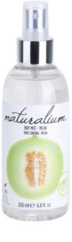Naturalium Fruit Pleasure Melon osviežujúci telový sprej