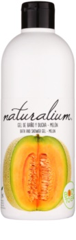 Naturalium Fruit Pleasure Melon gel de ducha nutritivo