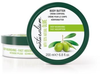 Naturalium Olive Manteiga corporal hidratante