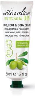 Naturalium Olive krem do ciała