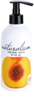 Naturalium Fruit Pleasure Peach hranilni losjon za telo