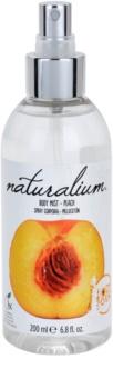 Naturalium Fruit Pleasure Peach odświeżający spray do ciała