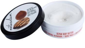 Naturalium Nuts Shea and Macadamia regeneračné telové maslo
