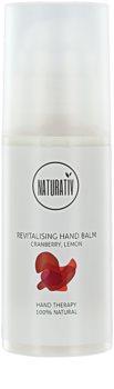 Naturativ Body Care Revitalising balsam hidratant de mâini pentru ten uscat si iritat