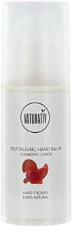 Naturativ Body Care Revitalising bálsamo hidratante para manos para pieles secas e irritadas