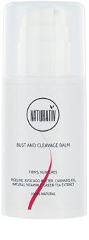 Naturativ Body Care Beautiful Bust bálsamo refirmante para decote e seios