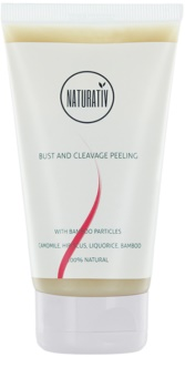 Naturativ Body Care Beautiful Bust peeling na dekolt a poprsí