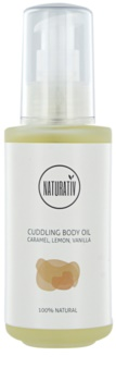 Naturativ Body Care Cuddling aceite corporal con efecto humectante