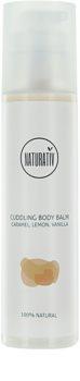 Naturativ Body Care Cuddling bálsamo corporal hidratante para dejar la piel suave y lisa