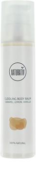 Naturativ Body Care Cuddling hydratačný telový balzam pre jemnú a hladkú pokožku