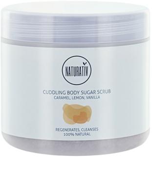 Naturativ Body Care Cuddling Sugar Scrub For Body