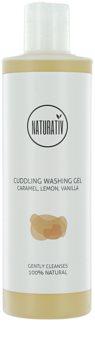 Naturativ Body Care Cuddling jemný sprchový gel s glycerinem