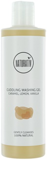 Naturativ Body Care Cuddling Silky Shower Gel With Glycerin