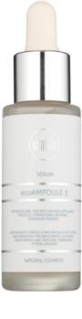 Naturativ Face Care ecoAmpoule 3 pleťové sérum pre posilnenie jemných žiliek a redukciu začervenania