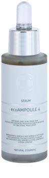 Naturativ Face Care ecoAmpoule 4 intesives antibakterielles Serum für Haut mit Akne