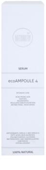 Naturativ Face Care ecoAmpoule 4 intenzivní sérum pro mastnou pleť se sklonem k akné