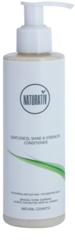Naturativ Hair Care Getleness,Shine&Strength kondicionáló érzékeny fejbőrre
