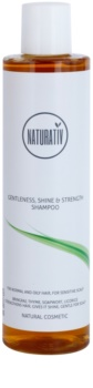Naturativ Hair Care Getleness,Shine&Strength sampon delicat pentru piele sensibila