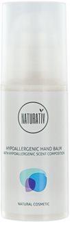 Naturativ Body Care Hypoallergenic ošetrujúci balzam na ruky pre suchú až veľmi suchú pokožku