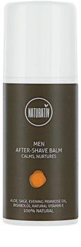 Naturativ Men bálsamo after shave para calmar la piel