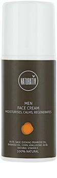 Naturativ Men creme regenerador   com efeito hidratante