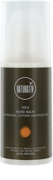 Naturativ Men  crema de manos protectora con efecto humectante