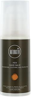 Naturativ Men  schützende Handcreme mit feuchtigkeitsspendender Wirkung