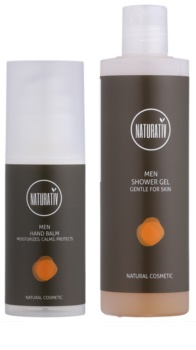 Naturativ Men  Kosmetik-Set  III.
