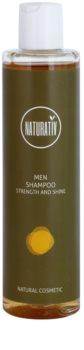 Naturativ Men șampon par cu efect de hidratare