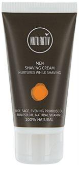 Naturativ Men krém na holení