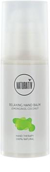 Naturativ Body Care Relaxing crema de maini hidratanta
