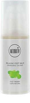 Naturativ Body Care Relaxing crema de pies con efecto regenerador
