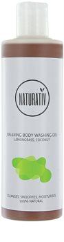 Naturativ Body Care Relaxing Duschgel mit Glycerin
