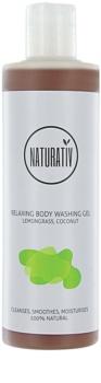 Naturativ Body Care Relaxing gel de dus cu glicerina