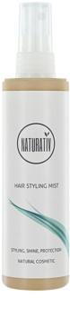 Naturativ Hair Care Shine&Protection mlha pro uhlazení a snadnou úpravu vlasů