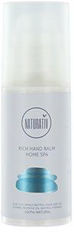Naturativ Body Care Home Spa nährendes Balsam für die Hände