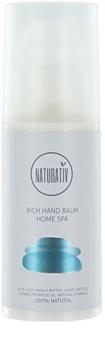 Naturativ Body Care Home Spa výživný balzam na ruky