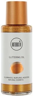 Naturativ Sun Care Sun Fun třpytivý olej