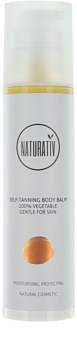 Naturativ Sun Care Sun Fun Self-Tanning Balm For Body