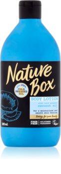 Nature Box Coconut hydratační tělové mléko