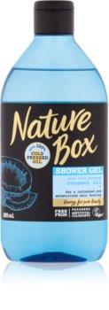 Nature Box Coconut gel de duche refrescante com efeito hidratante