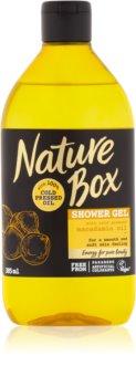 Nature Box Macadamia gel doccia delicato