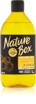 Nature Box Macadamia ніжний гель для душу