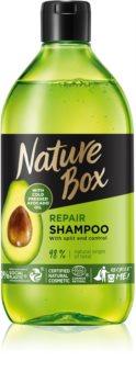 Nature Box Avocado глибоко відновлюючий шампунь для волосся з посіченими кінчиками