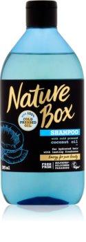 Nature Box Coconut champô refrescante com efeito hidratante